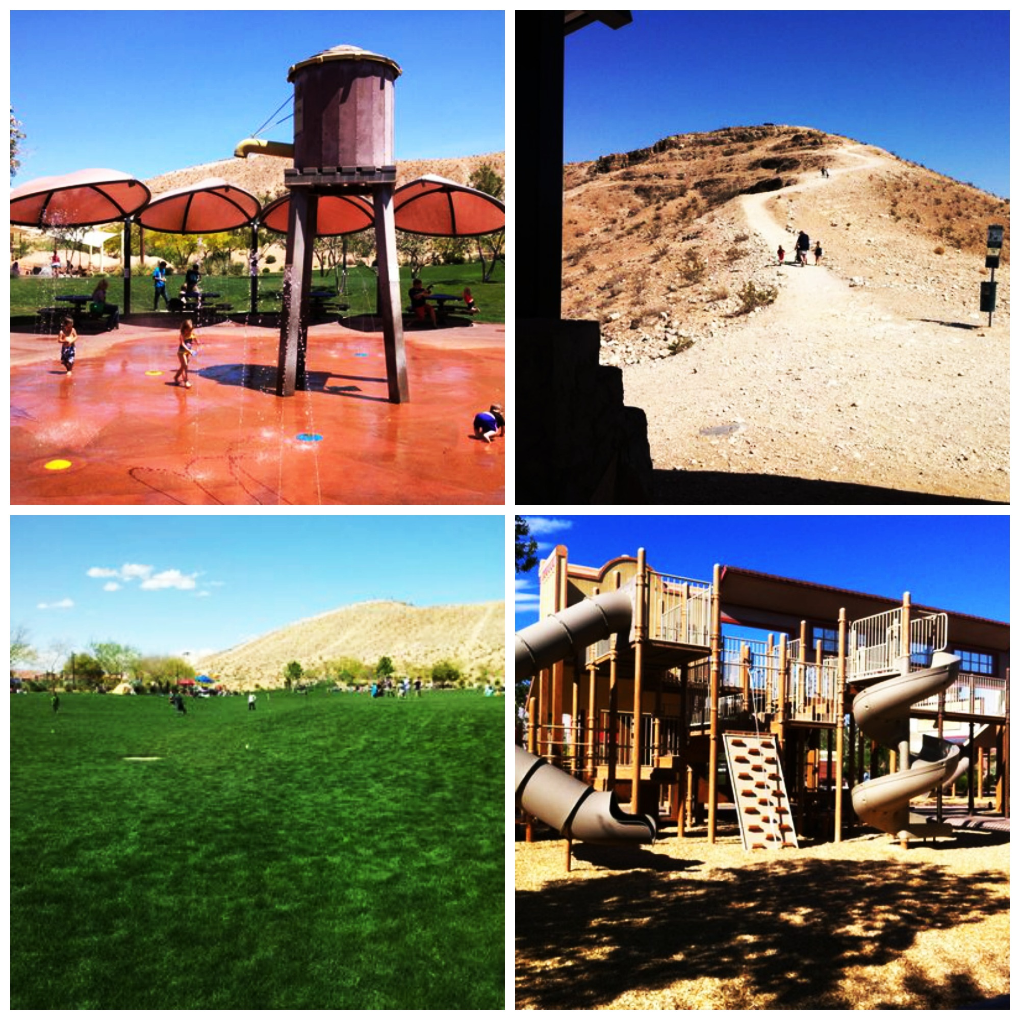 Free/ Cheap Things to do in Las Vegas, Nevada (Parks, Playgrounds, and