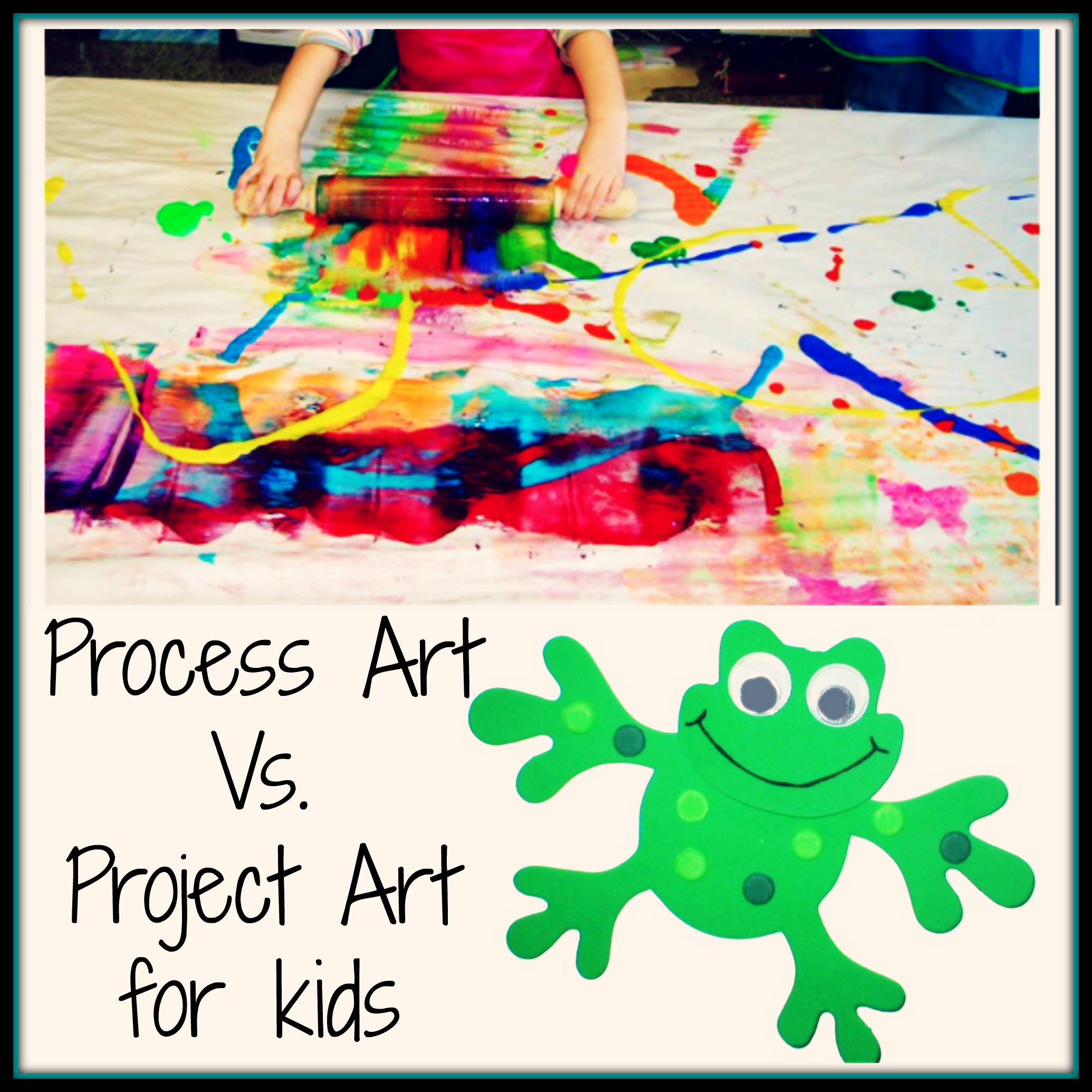 the difference between crafts and art or process vs